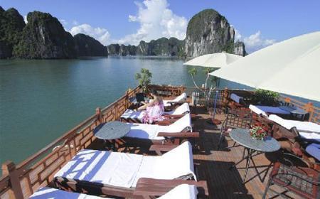 Luxury 2-Day Cruise on Halong Bay
