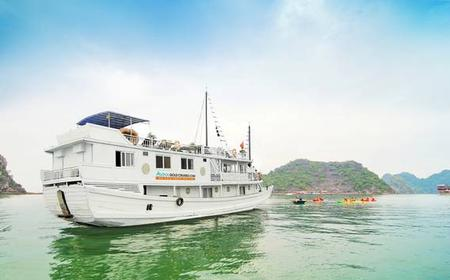 Halong Bay Cruise 2 Day Cruise in Vietnam