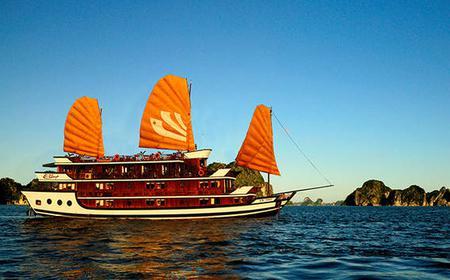 Night Cruise on the Bay - Luxury Junk