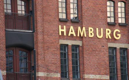 Hamburg: Kontorhausviertel and Speicherstadt