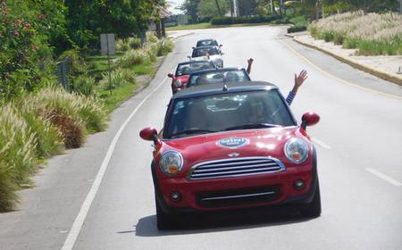 Full-Day Mini Cooper Tour: Side by Side Adventures