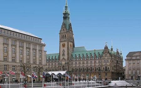 Hamburg: City Tour
