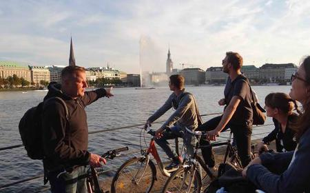 Hamburg: 3-Hour Bike Tour around the Outer Alster Lake
