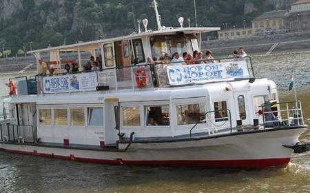 Sightseeing Cruise on the Danube: 24-Hour Ticket