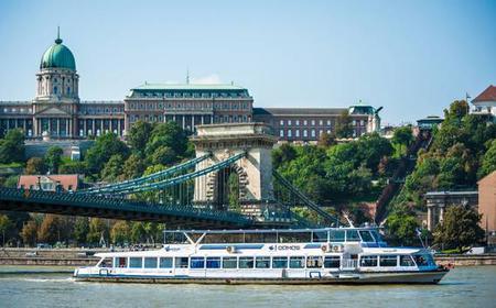 Budapest: 1-Hour Duna Corso Sightseeing Cruise