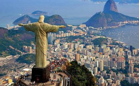 Christ The Redeemer & Rio de Janeiro Sightseeing Tour