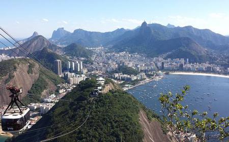 Rio de Janeiro: Sugar Loaf & Beaches Tour w/ Ticket