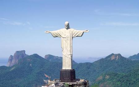 Half-Day Guided City Tour of Rio de Janeiro