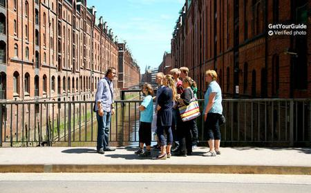Hamburg Shore Tour: Warehouse District, HafenCity and Harbor