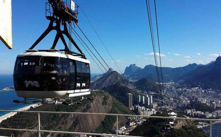 Full-Day Complete City Tour of Rio de Janeiro
