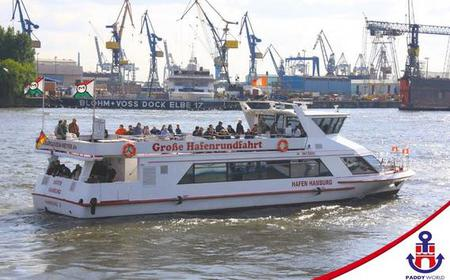 Hamburg 3-Hour Package: St. Pauli Tour & Harbor Cruise
