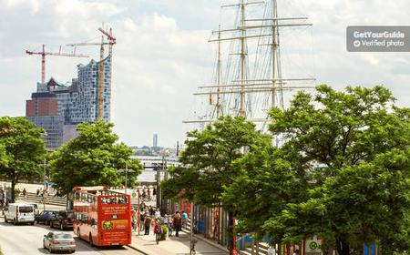 Hamburg: Combined Bus & Boat Sightseeing Tour