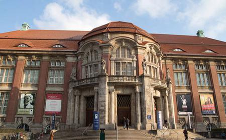 Hamburg Museum Ticket and Guidebook