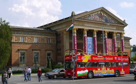 City Sightseeing Budapest 48-Hour Hop-On Hop-Off Tour