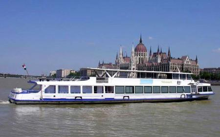 From Budapest: 1.5-Hour Danube Lunch Cruise