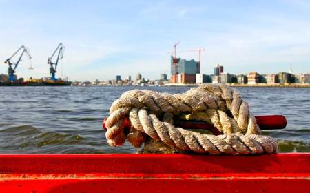 Hamburg: Private Port Cruise with Photo Safari