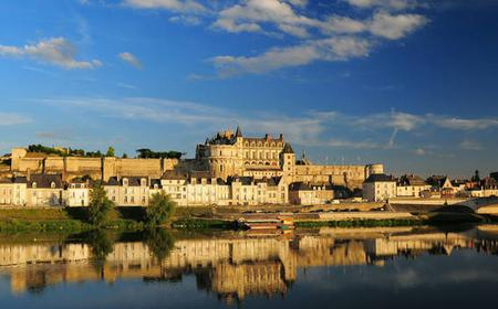 Chenonceau, Amboise and Clos Lucé: Small Group Day Tour