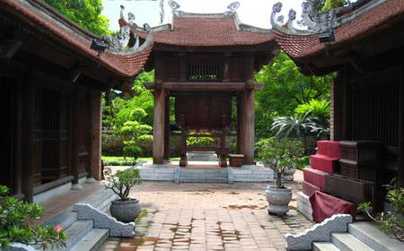 Half-Day Guided Tour of Hanoi