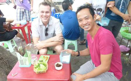 Hanoi: 3-Hour Street Food Walking Tour