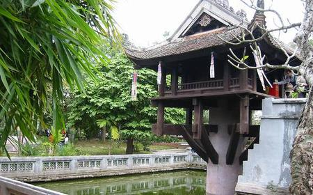 Hanoi: Full-Day City Tour with Admission Fees & Lunch
