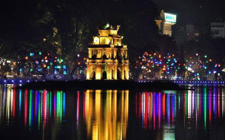 Hanoi: Private Full-Day Evening City Tour