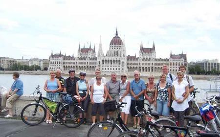 Discover Budapest: 2 Hour Bike Tour