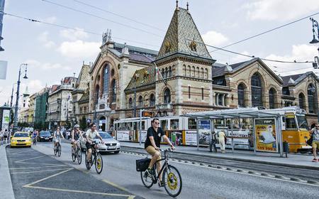 Budapest: 3-Hour Evening Bike Tour
