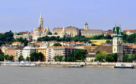 Budapest: The Heart of the City Walking Tour