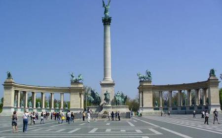 Budapest: 3-Hour Grand City Tour and Castle Walk