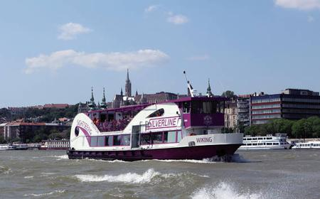 Budapest 90-Minute Scenic Pizza & Unlimited Beer Cruise