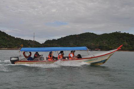 Private Tour: Langkawi Fishing Safari