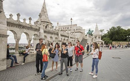 Budapest: Small-Group Castle District Walking Tour