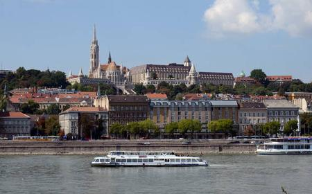 Walking Tour and Panoramic Boat Ride in Budapest