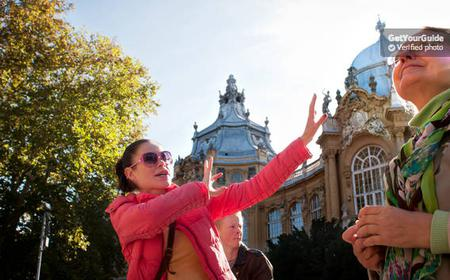 Budapest: 3-Hour Walking Tour with Coffee Stop
