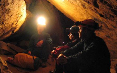 Budapest Caves Underground Caving Tour