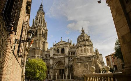 Toledo & Cathedral Full Day Tour from Madrid