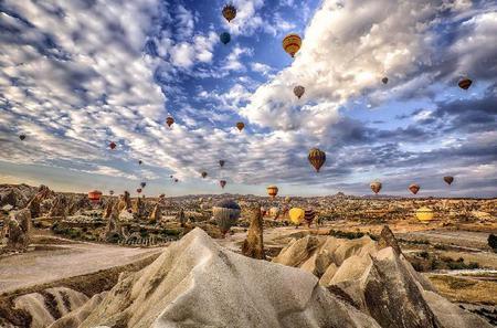 Small Group: Cappadocia Blue Full Day City Tour