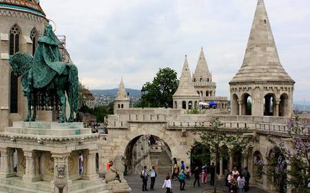 Buda Castle 1-Hour Private Segway Tour