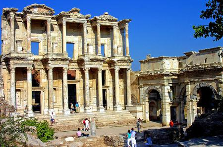 Kusadasi Port to Ephesus - Virgin Mary's House - Temple of Artemis