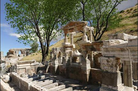 Shore Excursion: Ancient City of Ephesus from Kusadasi Port