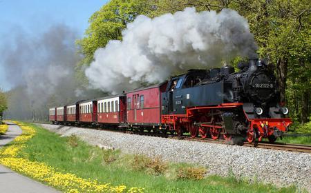 Rostock: Full-Day City & Molli Steam Train Open Tour