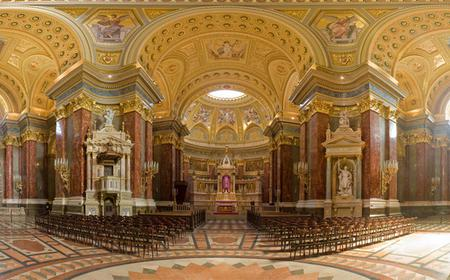 Organ Concert in St. Stephen's Basilica + Dinner & Cruise