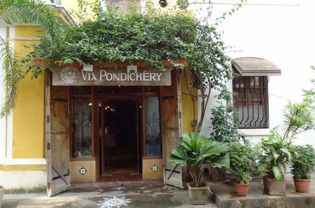Private Cultural Day Tour of Pondicherry and Auroville