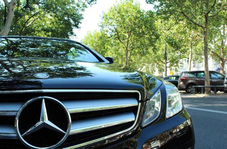 Private Transfer from Madrid Barajas Airport: Arrival