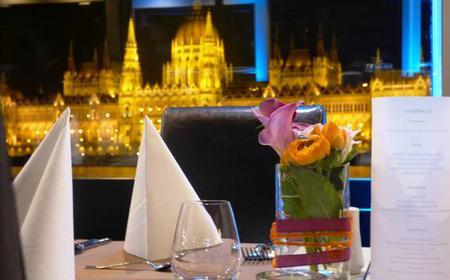 Budapest: Valentine's Day Dinner Cruise