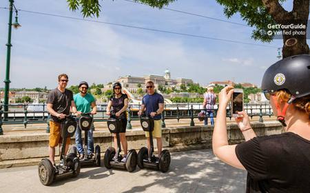 Budapest: Segway Sightseeing Tour