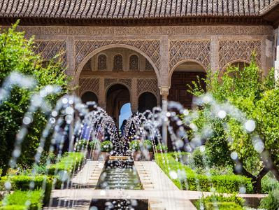 Alhambra Tickets with Audioguide Tourist Navigator