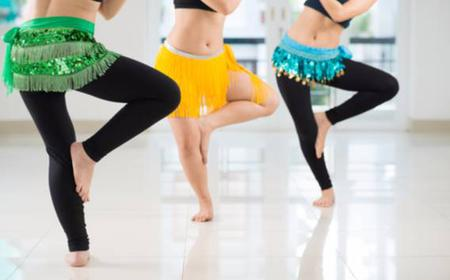 Amsterdam Belly Dancing Workshop