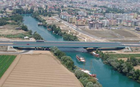 Bazaar Tour with River Boat Cruise in Manavgat