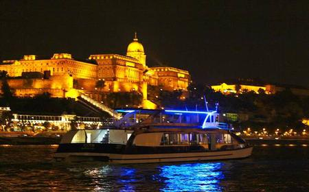 Budapest: Christmas Eve Dinner Cruise and Piano Show